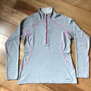 Patagonia Capilene midweight 3 baselayer, gray